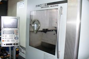 maquinaria para piezas